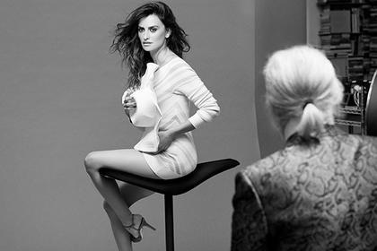 Лагерфельд снял Пенелопу Крус в рекламе Chanel