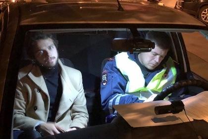 Два российских футболиста попались за рулем под наркотиками и алкоголем