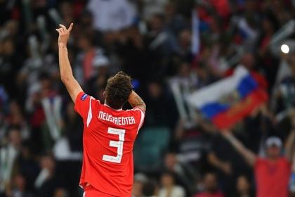 Сборная России одержала победу в Лиге наций