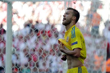 Украинский футболист отстоял право давать интервью по-русски