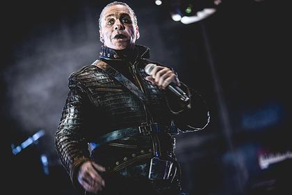 Группа Rammstein приедет в Россию