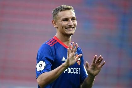 Лучший бомбардир РПЛ попал в состав сборной России