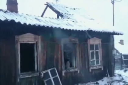 Шестеро детей погибли при пожаре под Кемерово