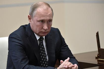 Путин объяснил игнорирование Порошенко