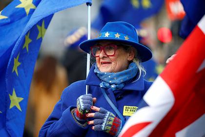В Великобритании подготовятся к жесткому Brexit