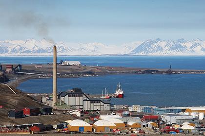 Иностранец попытался ограбить банк на пустынном полярном острове