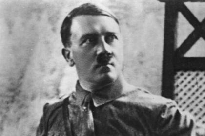 Подлинность картин Гитлера поставили под сомнение