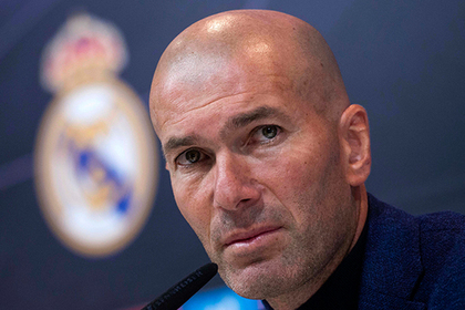 «Реал» вернет Зидана