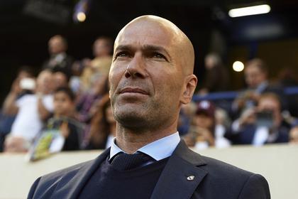 Зидан вернулся в «Реал»