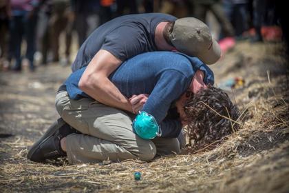 Неуместный жест ведущего во время рассказа о гибели «Боинга» признали кощунством