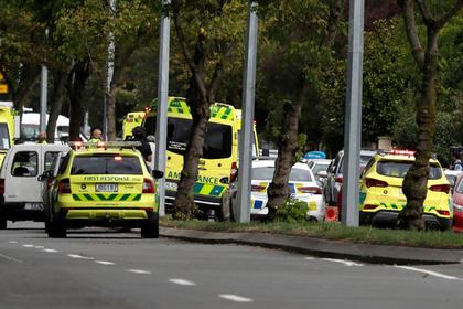 Число жертв стрельбы в Новой Зеландии увеличилось до 40