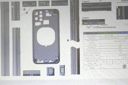 Раскрыт дизайн iPhoneXI