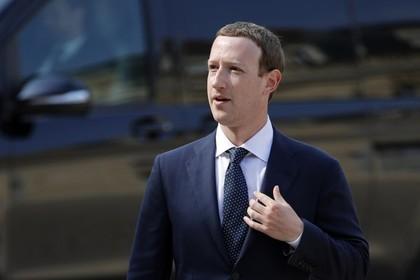 Цукерберг призвал к более активному правовому регулированию интернета
