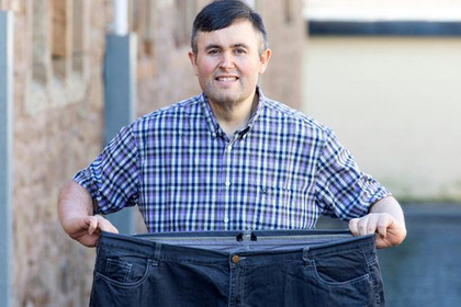Толстяк сбросил 100 килограммов и стал велосипедистом