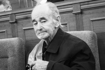 Умер украинский историк и диссидент Валентин Мороз