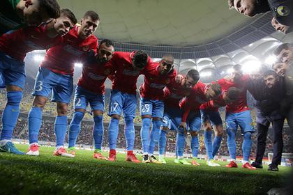 Трансляция румынского футбола оказались дороже российской