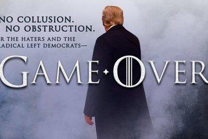 Трампу запретили общаться фразами из «Игры престолов»
