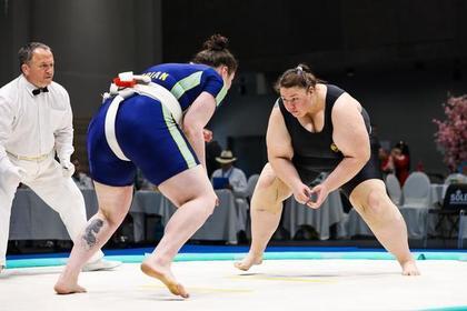 Сборная России по сумо выиграла чемпионат Европы