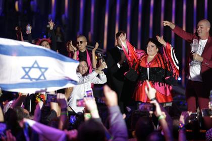Организаторы «Евровидения» рассказали о влиянии обстрелов Израиля на конкурс