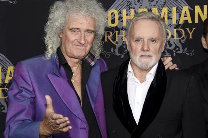 Британская королева оказалась беднее участников группы Queen