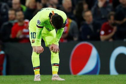 Месси настроил «Барселону» против себя