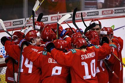 Сборная России по хоккею отказалась общаться с журналистами