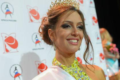«Мисс Москва» родила экс-королю Малайзии сына