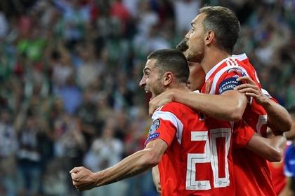 Сборная России одержала третью победу в отборочном турнире к Евро-2020