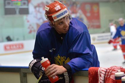 Российский хоккеист пожаловался на жизнь в Северной Америке