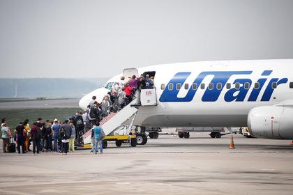 Российский самолет совершил аварийную посадку из-за разгерметизации салона