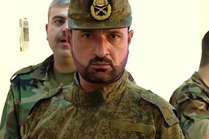 «Любимый сирийский командир Путина» разозлил Россию