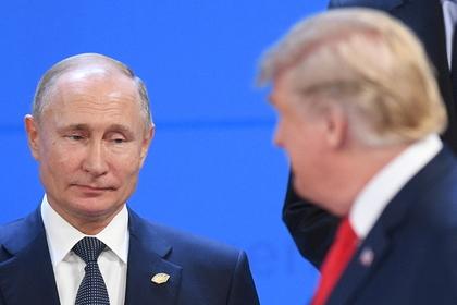 Трамп встретится с Путиным