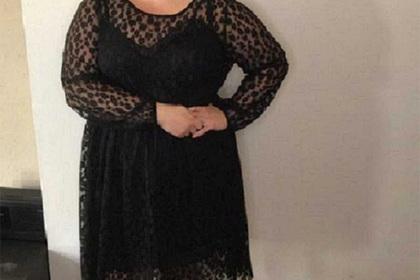 Скорбящую женщину унизили из-за веса на похоронах мужа