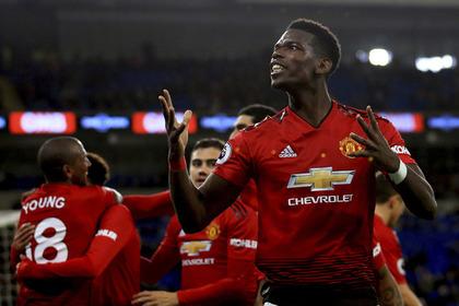 «Манчестер Юнайтед» попросил Погба повременить с уходом