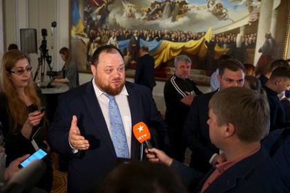 Представитель Зеленского допустил люстрацию команды Зеленского