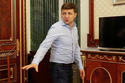 Команда Зеленского отказалась от минских соглашений