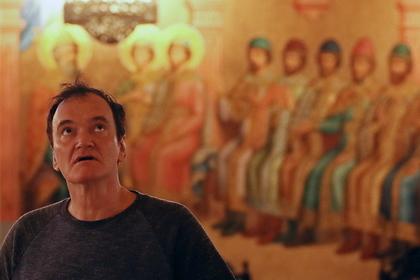 Министр культуры России провел для Квентина Тарантино экскурсию по Кремлю
