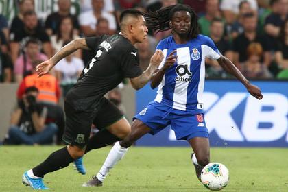«Краснодар» проиграл в дебютном матче Лиги чемпионов