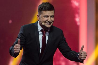 Киностудия Зеленского нашла комика на его роль