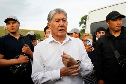 Атамбаева обвинили в убийстве