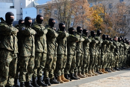 Снайпер «Азова» подорвался на мине в Донбассе