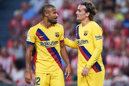 Игроки «Барселоны» почувствовали себя обманутыми