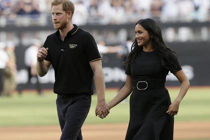 Принц Гарри и Меган Маркл оскорбили королеву