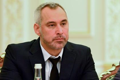 Генпрокурор Украины ответил на вопрос о возможном аресте Порошенко