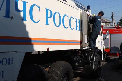 Россиянин варил самогон и взорвал квартиру