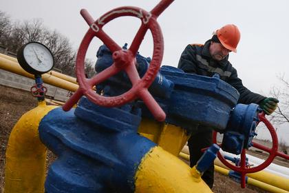 Импорт газа на Украину достиг исторического максимума