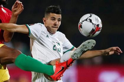 «Челси» потратит 39 миллионов евро на игрока сборной Алжира