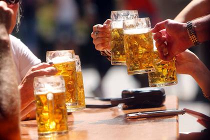 Мужчина в Баварии потушил пожар пивом