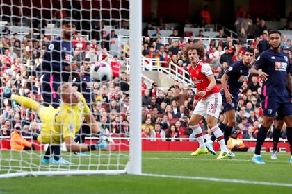 «Арсенал» вышел на третье место в АПЛ благодаря домашней победе
