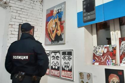 Московская полиция сорвала выставку «Осень Пахана» о насилии силовиков